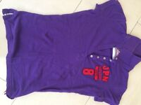 Ladies superdry polo shirt