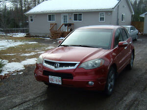 2007 Acura RDX Suv, 12 month unlimited km warranty included,