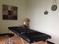 Emaculate Treatment Rooms In Newly Transformed Studio