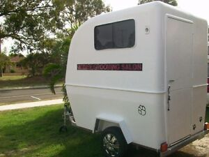 Fibreglass Pet Grooming Trailer COMPLETE WITH GROOMING EQUPMENT Brisbane City Brisbane North West Preview