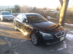 2009 BMW 535i xdrive (needs new engine)