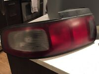 ST205 JDM Taillights w/ cleared turns mod & LED turns