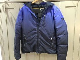 Men's Armani quilted jacket