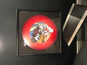 """Looney tunes painting - """"The Target"""""""