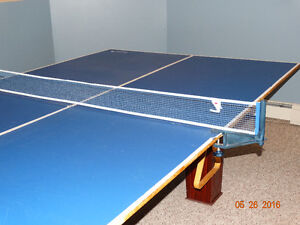 Pool table & Ping pong table combination
