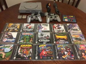 Original PlayStation 1 Package