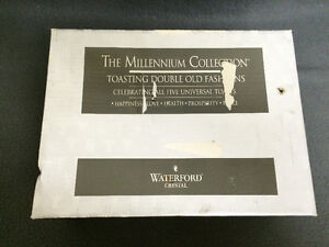 "Waterford Crystal ""The Millennium Collection"" Set"