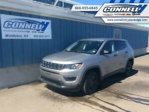 2018 Jeep Compass Sport  - Bluetooth - $145.68 B/W