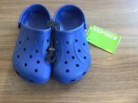 Kids Crocs - UK Size 2 (Euro 33 - 34)