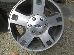 4---18 in Ford Alloys---6 x 135mm