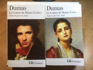 """Roman : """"Le comte de Monte Cristo"""""""