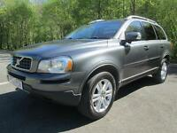 07/57 VOLVO XC90 SE LUX 2.4 D5 AWD AUTOMATIC 7 SEAT 4X4 IN MET GREY
