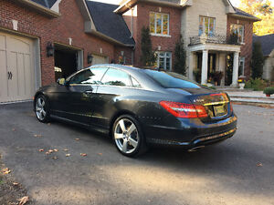 2010 Mercedes-Benz E-Class Coupr Coupe (2 door)