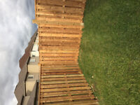 Discounted price fencing