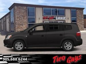 2014 Chevrolet Orlando 2LT  - Ex-lease -  - 3rd Row