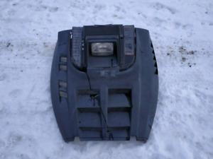 Polaris Wedge Chassis Hood