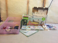 Cricut Expression 2 and tons of Scrapbooking Extras $300 OBO