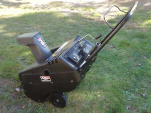 MURRY SNOWBLOWER LIKE NEW WITH A PULL STARS TECUMSEH