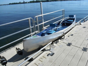 15ft Smokercraft Aluminum Canoe
