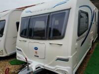 2011 Bailey Pegasus Genoa 2 2 Berth End Washroom Caravan