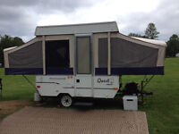 2003 Jayco 8ft tent trailer