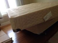 Double/full box spring