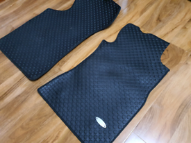 Toyota hilux Floor mats For 2006-2015 Liners set (6 Pieces) full cover