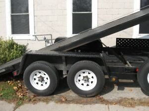 CAR TRAILER - FOR RENT