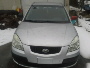 2006 kia rio for sale automatic no inspection