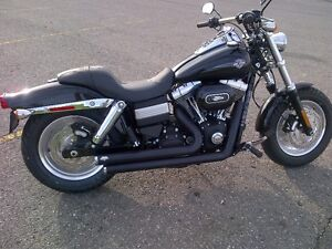 2013 Fat Bob - Price reduced, must sell.