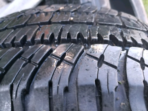 Michelin tires m/s set of ( 2)