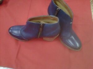 Leather Ankle Boots for Teens/Ladies