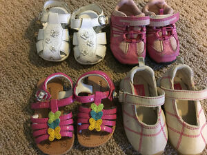 Size 3 Toddler Girl Shoes