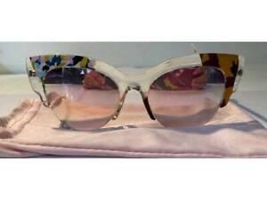 Rubi White Sunglasses 120432