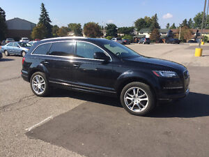 2011 Audi Q7 3.0 Supercharged V6 No accidents Winter Tires