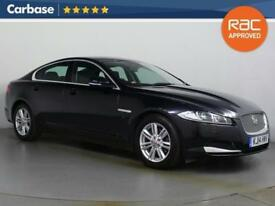 2014 JAGUAR XF 2.2d [163] Luxury 4dr Auto