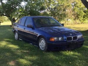 1992 BMW 325