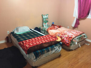 FULLY FURNISHED ROOM FOR GIRLS WALKING DISTANCE TO SHERIDAN