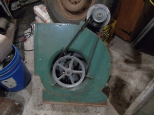 Furnace Fan Blower + Motor