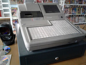 Convenience Store Cash Register