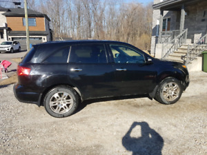 Acura mdx 2009 teck package