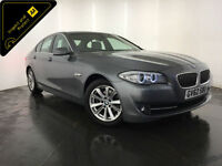2013 BMW 520D EFFICIENT DYNAMICS 184 BHP 1 OWNER BMW SERVICE HISTORY FINANCE PX