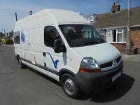 Renault Master LH DCi120 2 berth fixed toilet rear lounge campervan for sale
