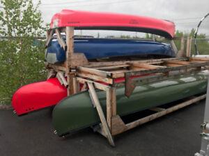 ***UPDATED JUNE 22/18*** NEW Scott Freighter Canoe(s) For Sale