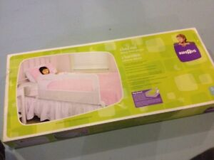 Toddler Bed Rail - excellent condition