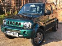 2003 Suzuki Jimny 1.3 JLX 3dr