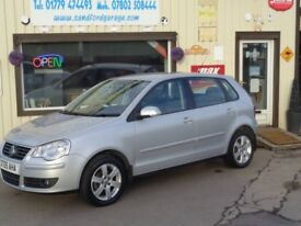 Volkswagen Polo Match 1.4TDI ( 70PS ) 2008 ONLY 38K