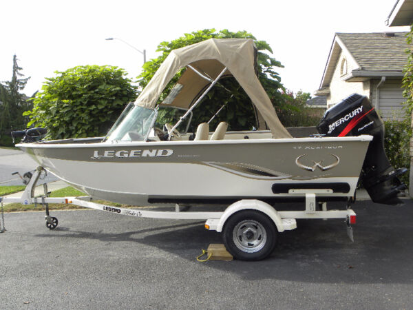 Used 2005 Legend Boats Excalibur