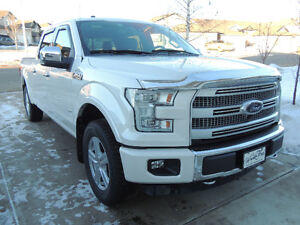 2015 Ford F-150 PLATINUM / Technology package