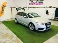 Audi A3 1.4 TFSI Sport Sportback S Tronic 5dr Hatchback Petrol Automatic